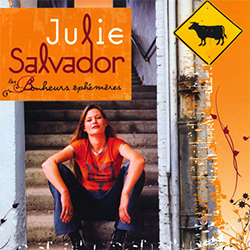 Les bonheurs éphémères - Julie Salvador